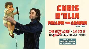 None - Chris D'Elia: Follow The Leader 2019 Tour | San Diego