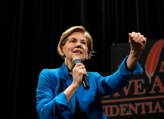 Warren Picks Up Endorsements Of Former Castro, O'Rourke Backers