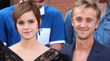 Entertainment News - 'Harry Potter' Fans Think Emma Watson And Tom Felton Are Dating