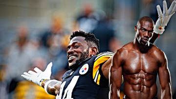 The Herd with Colin Cowherd - Colin Cowherd Says Antonio Brown is the Modern Day Version of Terrell Owens