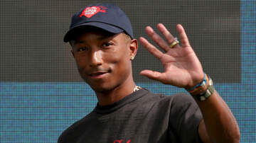 image for Pharrell Plans Virginia Song, Ads Ahead of Something In The Water