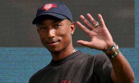 Trending - Pharrell Champions Women's Rights With Adidas Originals Campaign