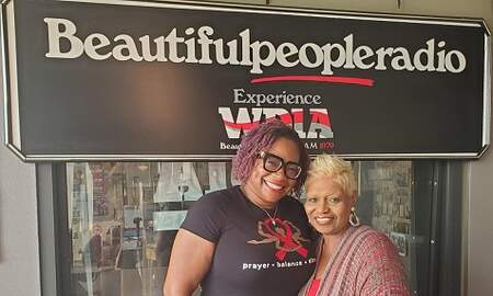 Bev Johnson - LIVING WITH HIV, MEMPHIS NATIVE TELLS HER STORY AND EDUCATES LISTENERS