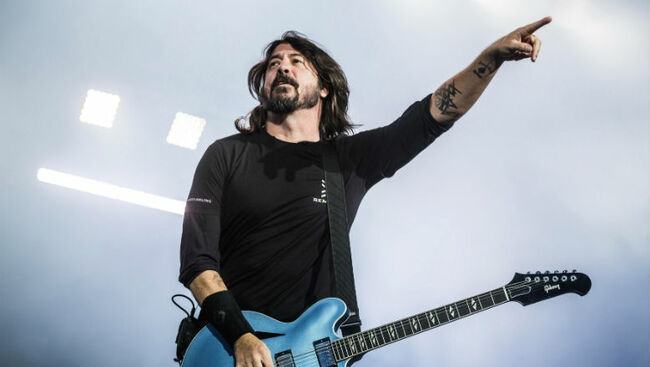 Foo Fighters Aiming To Release New Album In 2020