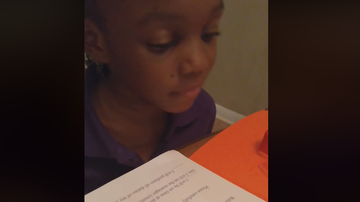 Angela - Mom's viral post inspires us all to teach our kids about employment & money