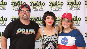 Summer Block Parties - Meg Myers Meet + Greet Photos at our August 2019 Summer Block Party