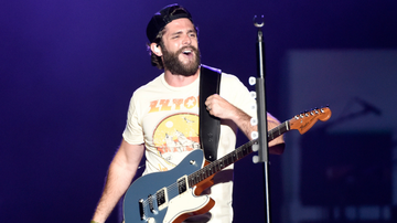 Headlines - Hear Thomas Rhett's Unreleased Song, 'To The Guys That Date My Girls'