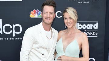 iHeartCountry - Tyler Hubbard And Wife Hayley Welcome Baby Boy, Luca Reed