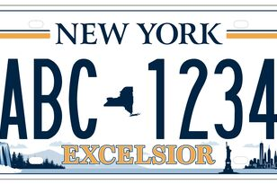 New York Is Getting New License Plates, Costing Drivers Millions Of Dollars