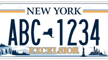 Local News - Gov. Cuomo Says License Plate Change Is Not A Cash Grab
