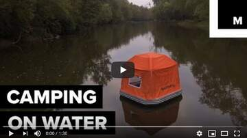 KC O'Dea Show - Floating Tent Offers Another Way To Die While Camping...
