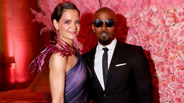 T-Roy - KATIE HOLMES: Say She Was the One Who Dumped Jamie Foxx.