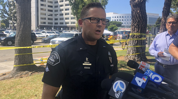 Local News - Police Investigating Homicide at Cal State Fullerton, Suspect At-Large