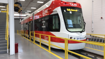 Ashley Nics - QLINE's Fare Structure Be Matching DDOT and SMART Soon!
