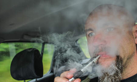 National News - E-Cigarettes Change Blood Vessels After Just One Use: Study