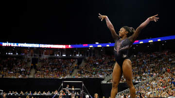 Sisanie - Simone Biles Was Surprised That Record-Breaking Performance Went Viral