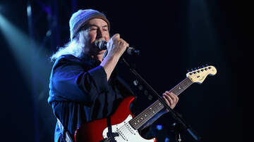 iHeartRadio Music News - David Crosby Was Not Sad To See Woodstock 50 Die