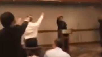 National News - California High School Students Give Nazi Salute At Athletics Banquet