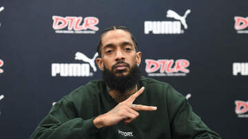 DJ A-OH - Nipsey Hussle's Team Reveals PUMA Collaboration Release Date