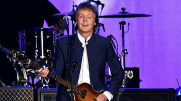iHeartRadio Music News - Paul McCartney Spotted Placing Coins On LIRR To Make Guitar Picks