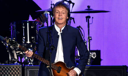 Rock News - Paul McCartney Spotted Placing Coins On LIRR To Make Guitar Picks