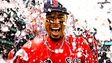 FOX Sports Radio - Why the Boston Red Sox Should Trade Mookie Betts This Offseason