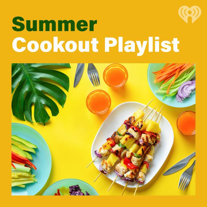 Summer Cookout Playlist