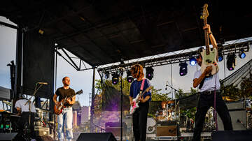 Summer Block Parties - White Reaper Rocks our August 2019 Free Summer Block Party