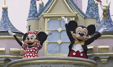 Paul Kelley - Woman uses 34-year-old free pass to get into Disneyland
