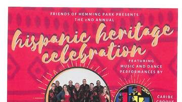 None - Friends of Hemming Park Presents Hispanic Heritage Celebration