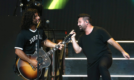 Music News - Dan + Shay Score Sixth No. 1 With 'All To Myself'