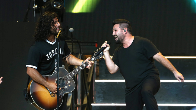 Dan + Shay Score Sixth No. 1 With 'All To Myself'