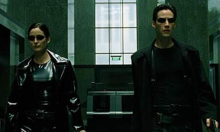 Entertainment News - 'Matrix 4' With Keanu Reeves, Carrie-Anne Moss Officially Confirmed
