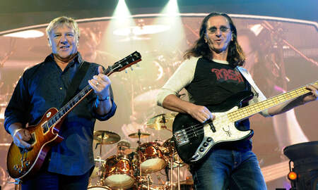 Rock News - RUSH's New Film 'Cinema Strangiato' Hits Theaters Tonight