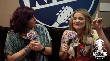 KNIX Acoustic Summer - Lauren Alaina Reacts To Being On Next Season Of Dancing With The Stars 2019