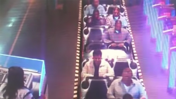 Weird, Odd and Bizarre News - Ghosts Caught On Video At Disneyland