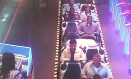 Entertainment News - Ghosts Caught On Video At Disneyland