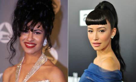Entertainment News - 'Walking Dead' Star Christian Serratos To Play Selena In Netflix Series
