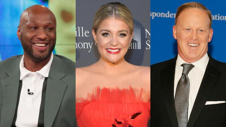 'DWTS' Season 28 Cast Revealed: Lamar Odom, Lauren Alaina, Sean Spicer & More   iHeartRadio