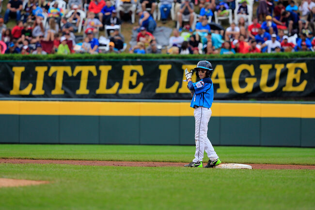 East Bank Little League Team Continues Elimination Bracket Play Today