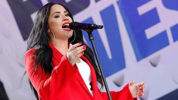 iHeartRadio Music News - Demi Lovato To Make Return To Acting In Netflix's 'Eurovision'