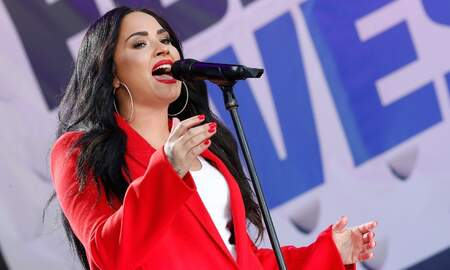 Trending - Demi Lovato To Make Return To Acting In Netflix's 'Eurovision'