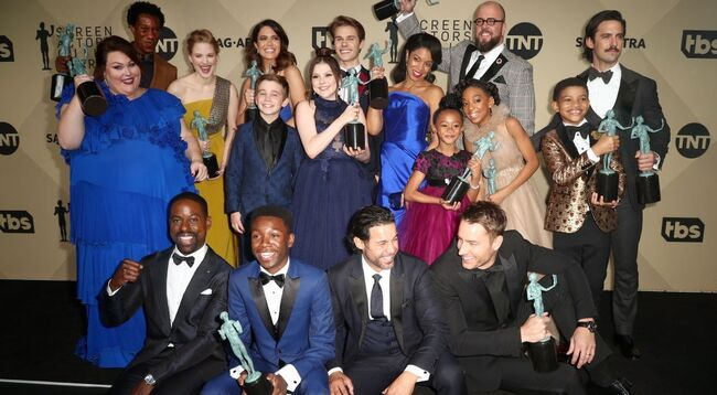 24th Annual Screen Actors Guild Awards - Press Room