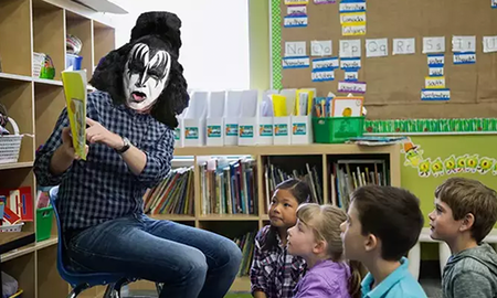 Rock News - 6 Rockers Who Used To Be Teachers (And What They Looked Like Teaching)
