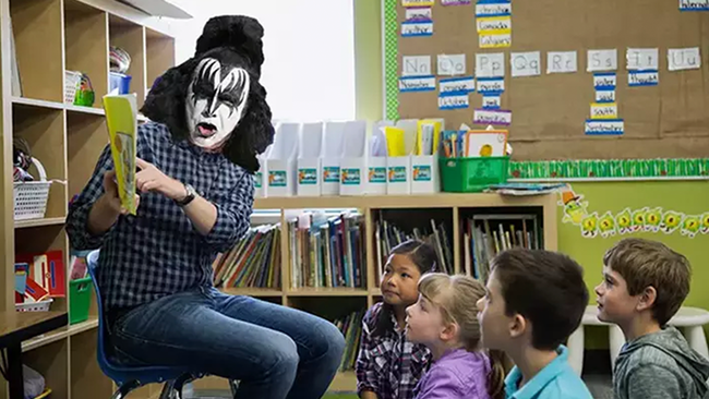 6 Rockers Who Used To Be Teachers (And What They Looked Like Teaching)