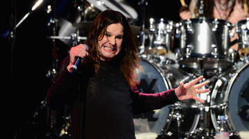 Ken Dashow - Ozzy Osbourne Was Hospitalized For Two Months After Falling In April