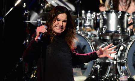 Rock News - Ozzy Osbourne Was Hospitalized For Two Months After Falling In April