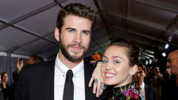 Entertainment News - Liam Hemsworth Files For Divorce From Miley Cyrus