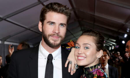 Trending - Liam Hemsworth Files For Divorce From Miley Cyrus