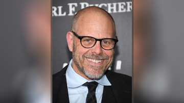 Fork Report - Alton Brown Joins The Fork Reporter This Saturday From 2-5 PM!